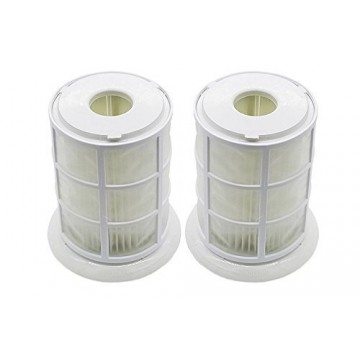 2 Pack HEPA Filter for Hoover Smart and Whirlwind Vacuum Cleaners (compares to S109, 35601063). Genuine Green Label Product